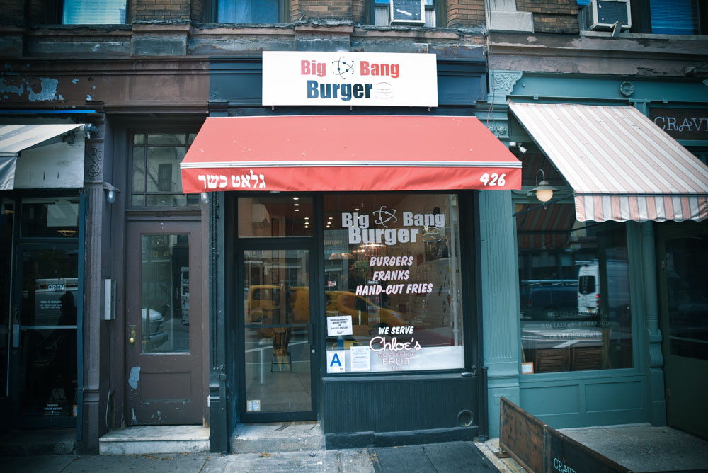 When Love And Food Of Collide Something Truly Amazing Can Materialize That S What Hened With The Bang Burger A Married