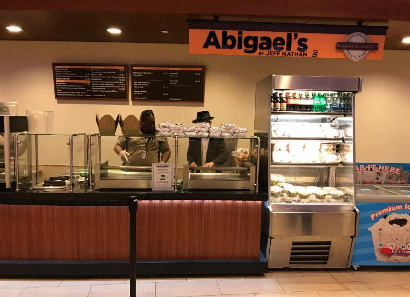 In Addition To Managing The Premium Kosher Concessions At Barclay Center Aael S By Jeff Nathan Has Taken Over Stand Inside Msg Madison