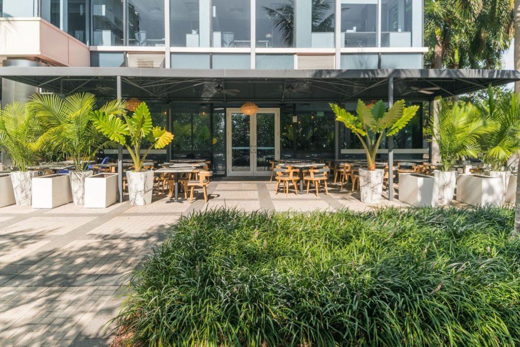Brand New High End Kosher Dairy Restaurant In Aventura Noma