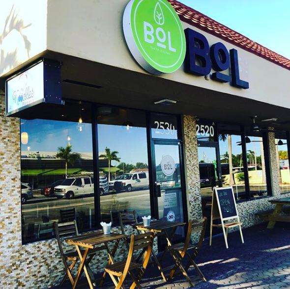 From The Owners Of Foozo And Dixie Bbq Comes Bol Health Kitchen A New Pareve Eatery In North Miami Beach Next Door To Their Main Location