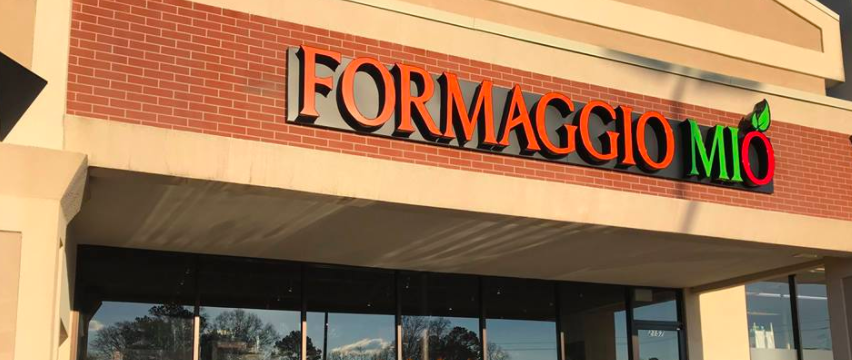 Originally Announced Back In December Formaggio Mio Is Opening Today Tuesday 3 20 For Breakfast At 10am Atlanta S Newest Kosher Restaurant Will Be