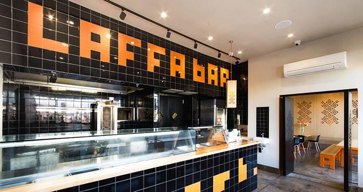 Laffa Bar In Melbourne Is Still Open