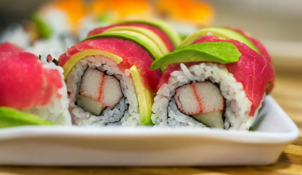 Mashu Is A New Kosher Take Out And Deliver Sushi Spot In Fair Lawn Nj