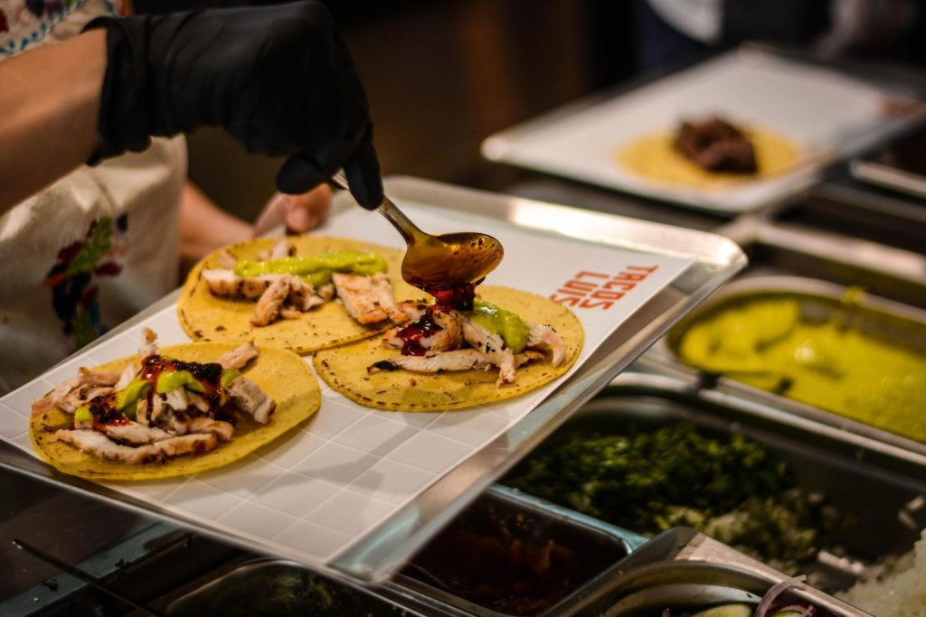 Authentic Kosher Mexican At Tacos Luis In Jerum