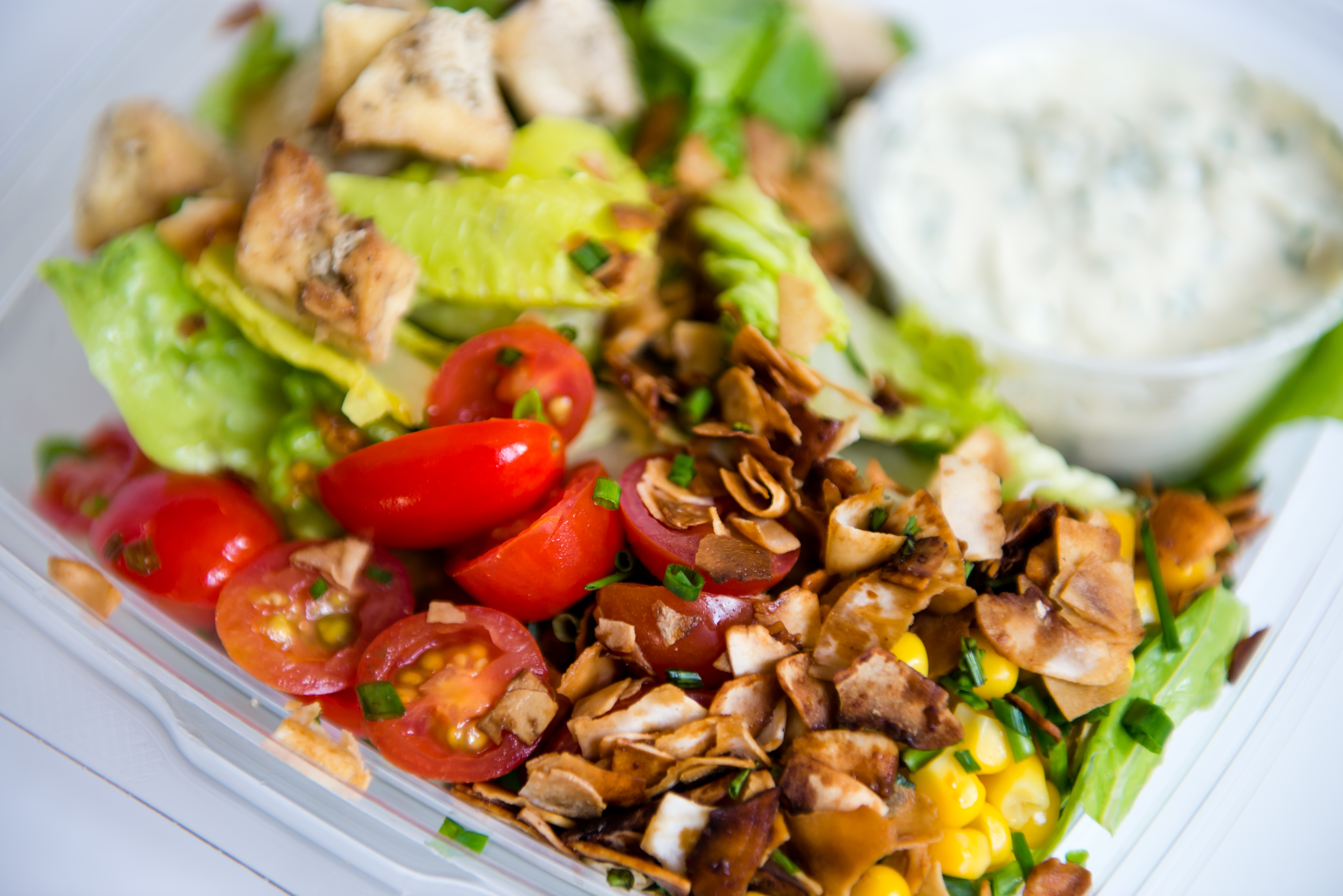 Click Here To See The Menu A Grab And Go Case Offers Myriad Options Daily