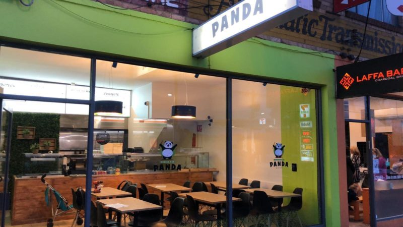 A Brand New Kosher Restaurant Has Just Opened In Melbourne Australia This Past Week Panda Veggie Bar Vegetarian Asian Eatery Is Located Next