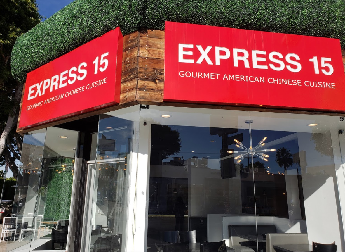 Brand New Kosher Chinese Fast Food Restaurant In Los
