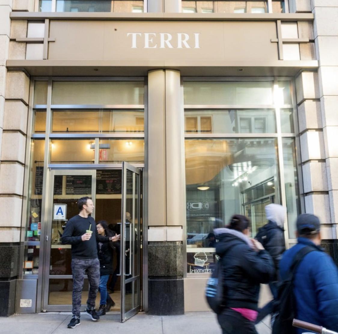 Kosher Vegan Restaurant Chain in NYC, TERRI, Closes 2 of its