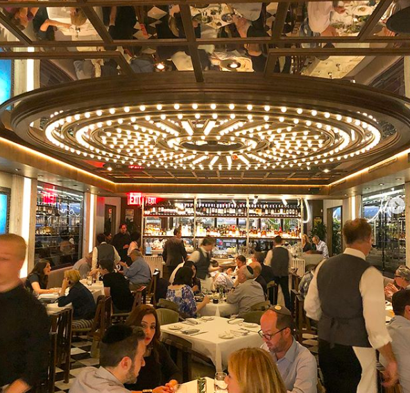 Kosher Restaurants You Won T Be Embarrassed To Take Your Clients Colleagues To In Nyc Yeahthatskosher