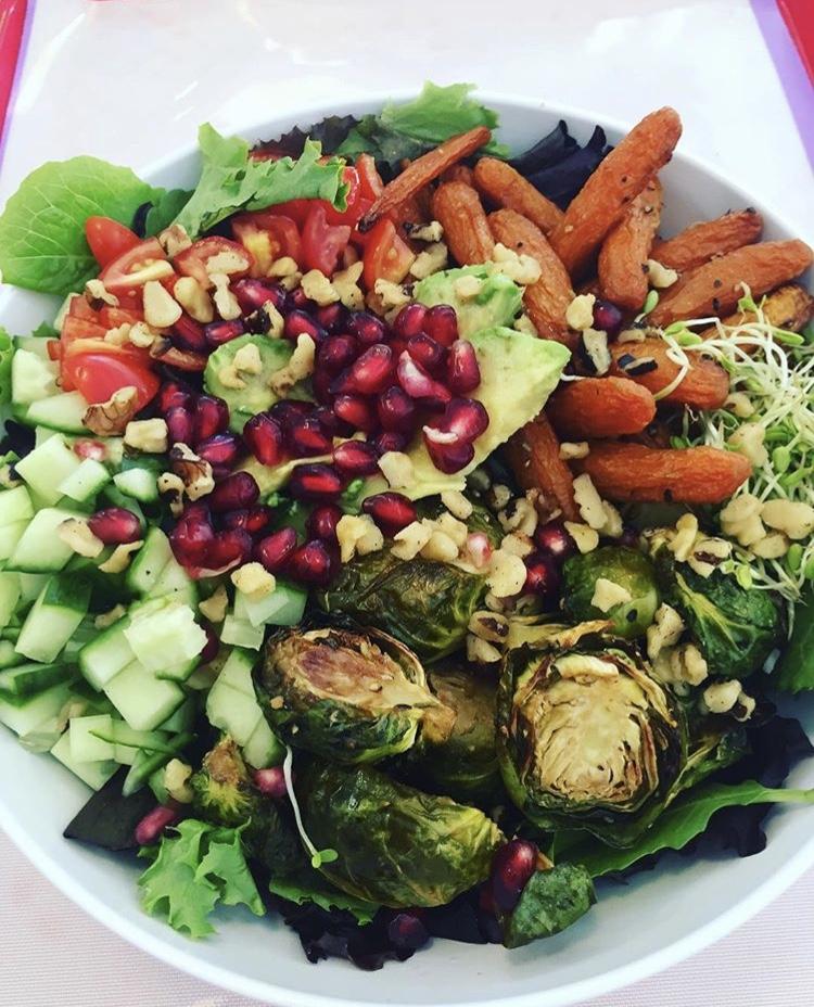 New Kosher Juice Salad Bar In Aventura Fl Milk Gone Nuts