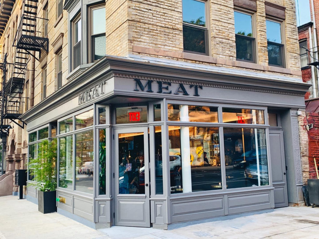 High End Kosher Steakhouse Opens In Brooklyn Meat Incl