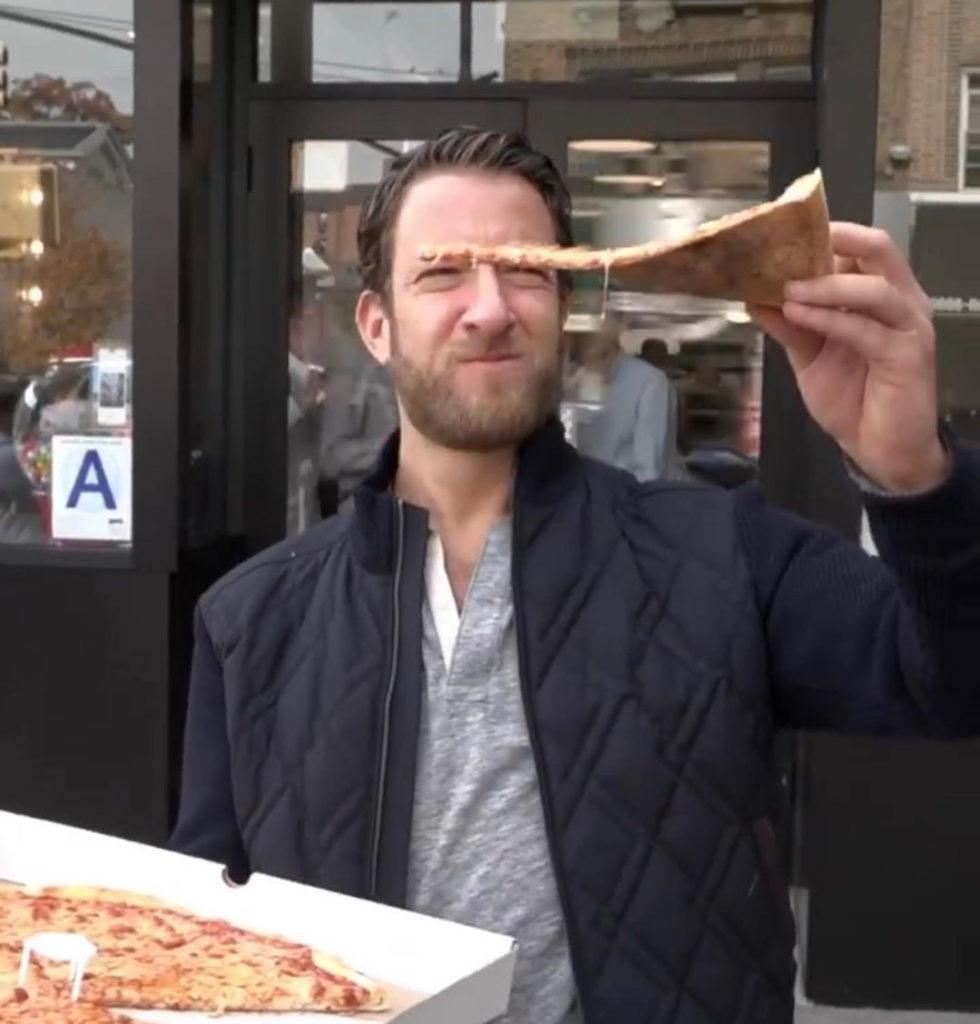 Dave Portnoy Barstool's Pizza Reviews