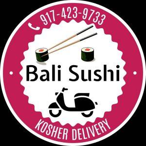 Bali Sushi logo