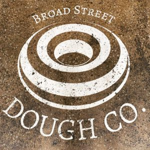 the logo of Broad Street Dough Co