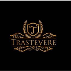 trastevere restaurant logo