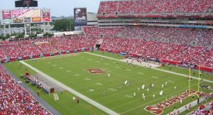 Raymond James Stadium hosting Super Bowl LV