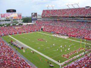 Raymond James Stadium hosting Super Bowl LV
