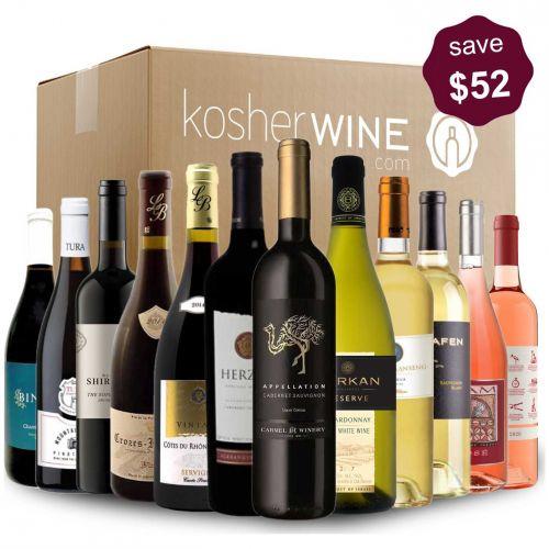 Staff Picks Mixed Case of wine