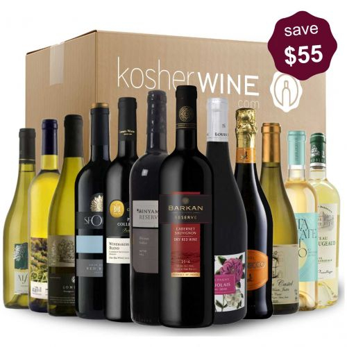 Passover Value Mixed Case of wine
